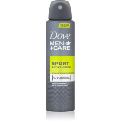 Dove Men+Care Sport Active+Fresh Antiperspirant Spray för män