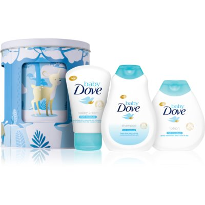 Dove Baby Rich Moisture σετ δώρου I. (για παιδιά)