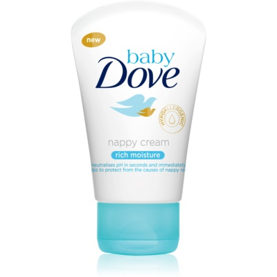 Dove Baby Rich Moisture Diaper Rash Cream