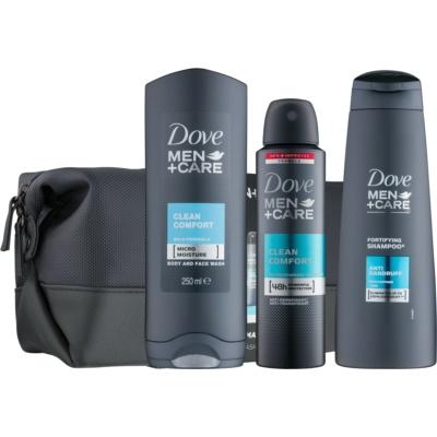Dove Men+Care Clean Comfort zestaw kosmetyków II.