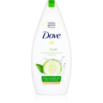 vyživující sprchový gel