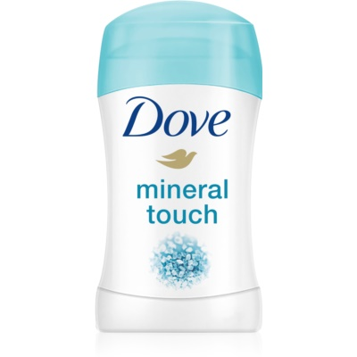 Dove Mineral Touch tuhý antiperspitant 48h
