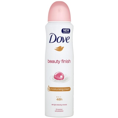 Dove Beauty Finish antiperspirant ve spreji 48h