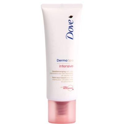 Dove DermaSpa Intensive απαλυντική κρέμα για τα χέρια