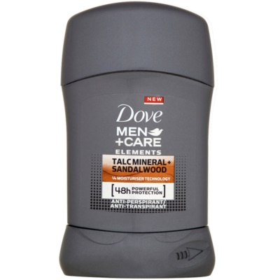 Dove Men+Care Elements anti-transpirant solide 48h