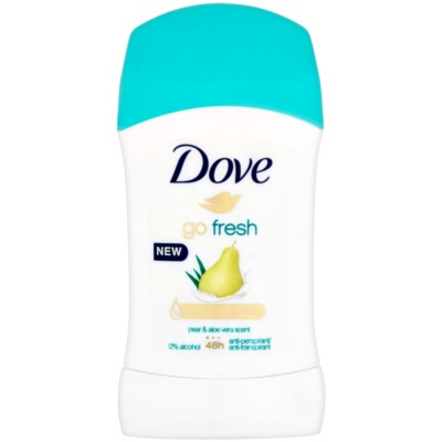 Dove Go Fresh tuhý antiperspitant 48h