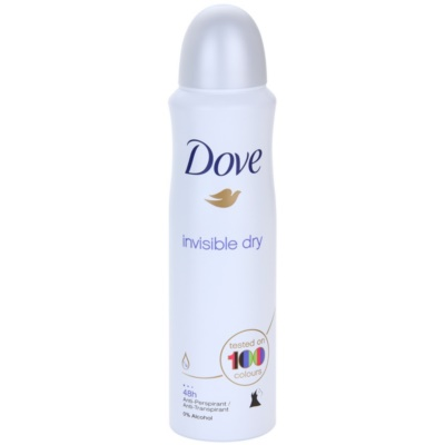 Dove Invisible Dry antiperspirant ve spreji 48h