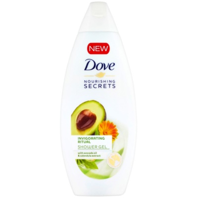 Dove Nourishing Secrets Invigorating Ritual sprchový gel