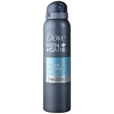 Dove Men+Care Clean Comfort deodorant antiperspirant ve spreji 48h