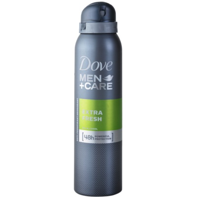 Dove Men+Care Extra Fresh desodorizante antitranspirante em spray 48 h