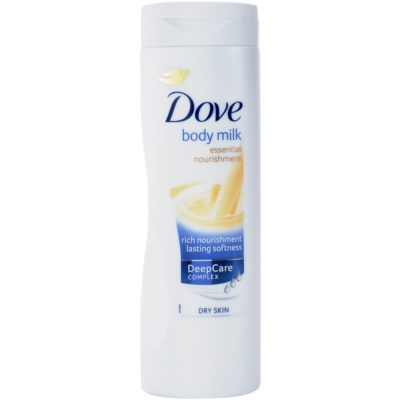 Dove Original Nourishing Body Milk For Dry Skin