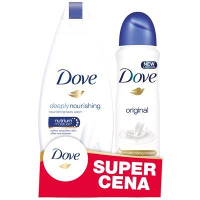 Dove Original καλλυντικό σετ I.