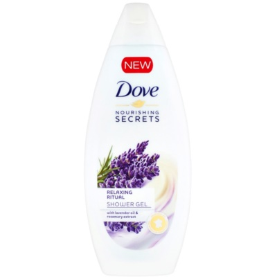 Dove Nourishing Secrets Relaxing Ritual sprchový gel