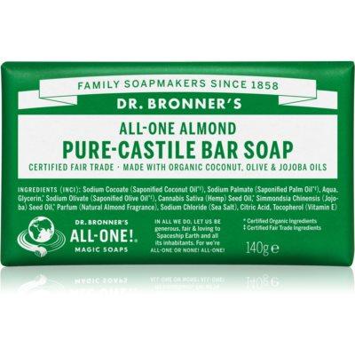 Dr. Bronner's Almond στερεό σαπούνι