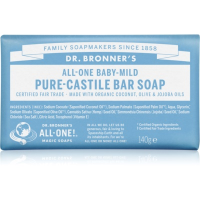 Dr. Bronner's Baby-Mild sapun bez parfema