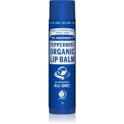 Dr. Bronner's Peppermint Lip Balm
