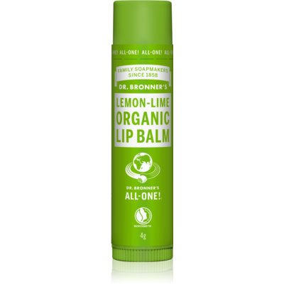 Dr. Bronner's Lemon & Lime Lip Balm