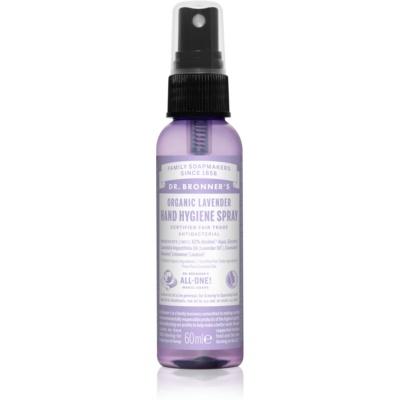 Dr. Bronner's Lavender Reinigungsspray ohne spülen für die Hände