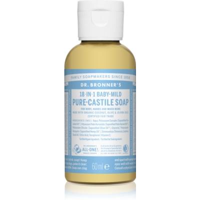 Dr. Bronner's Baby-Mild tekući univerzalni sapun bez parfema