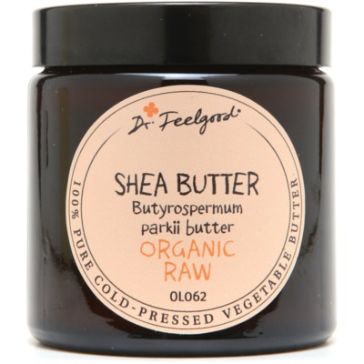Dr. Feelgood BIO and RAW Shea Butter