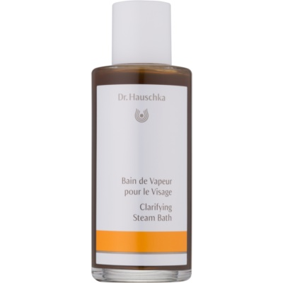 Dr. Hauschka Facial Care Clarifying Steam Bath Prepares Skin For Deep Cleansing