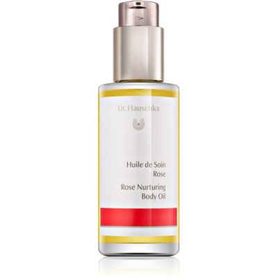 Body Oil From Rose