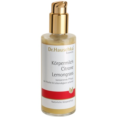Lemon and Lemongrass Body Moisturizer