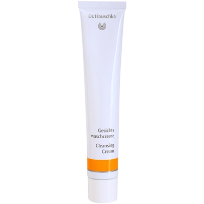Dr. Hauschka Cleansing And Tonization crema limpiadora