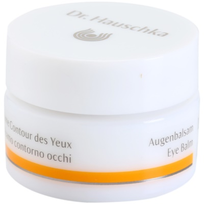 Dr. Hauschka Eye And Lip Care baume nourrissant contour des yeux