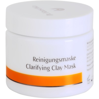 Cleansing And Brightening Facial Mask From Clay