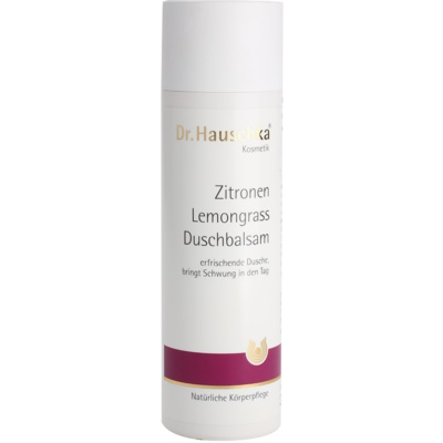 Dr. Hauschka Shower And Bath Shower Balm With Lemon And Lemongrass