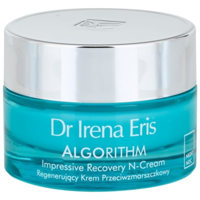 Dr Irena Eris AlgoRithm 40+ regenerujący krem na noc przeciw zmarszczkom