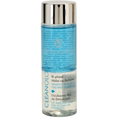 Double Action Make-Up Remover for Eye Area