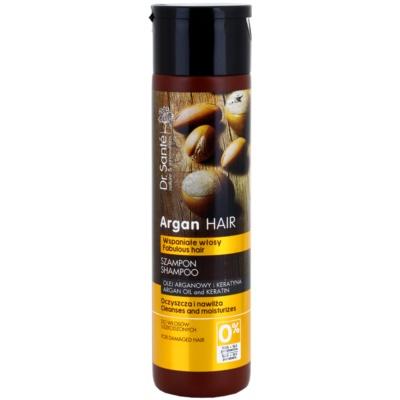 зволожуючий шампунь для пошкодженого волосся