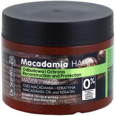 Creme-Maske für geschwächtes Haar