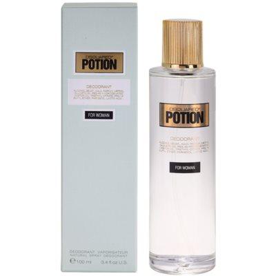 desodorizante vaporizador para mulheres 100 ml