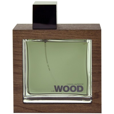 Dsquared2 He Wood Rocky Mountain eau de toilette férfiaknak