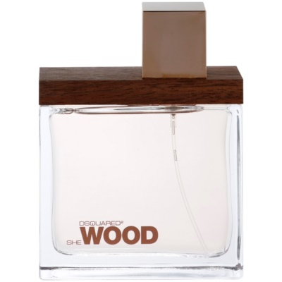 Dsquared2 She Wood eau de parfum per donna