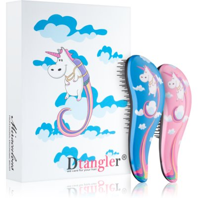 Dtangler Unicorn Cosmetic Set I.