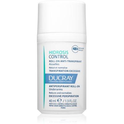 Ducray Hidrosis Control Roll-on antiperspirant  För att behandla överdriven svettning