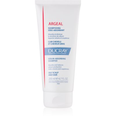 Ducray Argeal Shampoo For Oily Hair