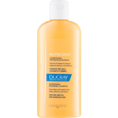tápláló sampon a haj regenerálásáért és megerősítéséért