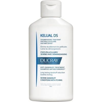 Ducray Kelual DS șampon anti matreata