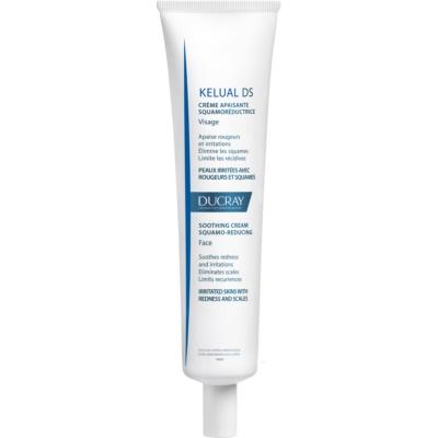 creme apaziguador para pele irritada e oleosa com descamação excessiva da pele
