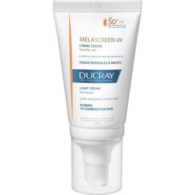 Ducray Melascreen Light Sunscreen against Age Spots SPF 50+