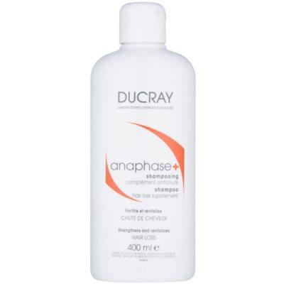 Ducray Anaphase + Förstärkande och vitaliserande schampo för att behandla håravfall
