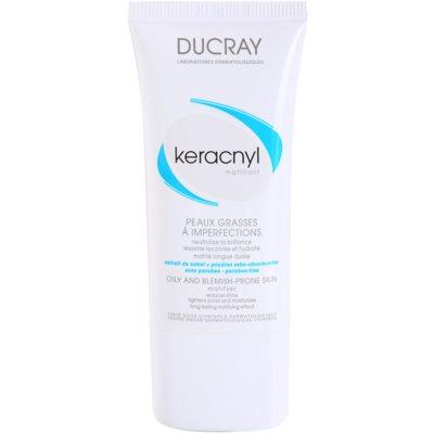 crema matificante para pieles grasas