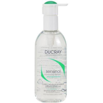 fyziologický ochranný a upokojujúci šampón s pumpičkou