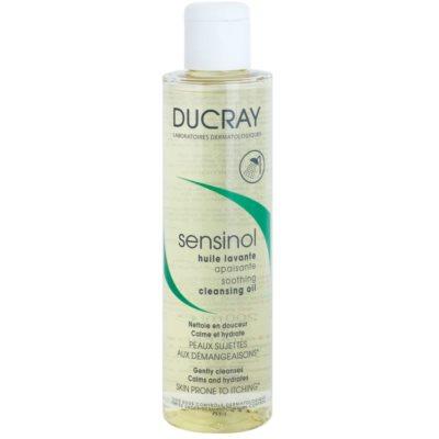 upokojujúci sprchový olej s hydratačným účinkom