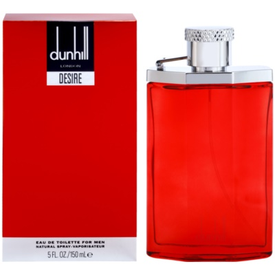Dunhill Desire for Men Eau de Toilette voor Mannen